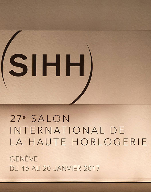 Grönefeld attends the next SIHH